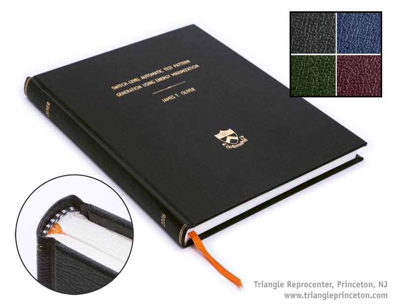 hardback thesis binding birmingham Welcome my name is philip collier and i am the former head of the university of birmingham bindery with over 40 years' experience of binding thesis dissertations, books, comics and periodicals you can be sur.